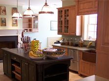 Another Custom Kitchen from Design First, Inc.